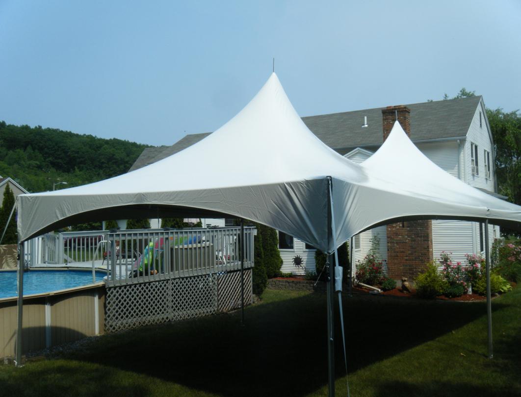 20x40 - backyard party