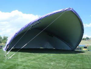 S5000 Denver, Purple Tent, Euphoria Events